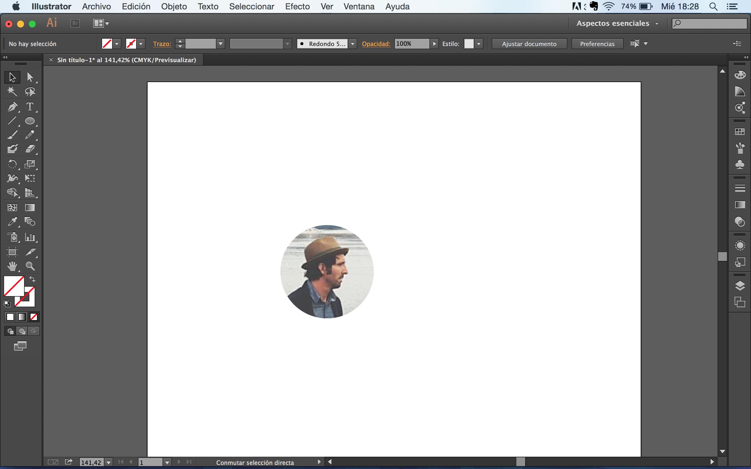 Cómo recortar una imagen circular - Incoming Startup
