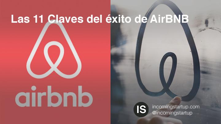 Portada Las 11 claves del éxito de AirBNB